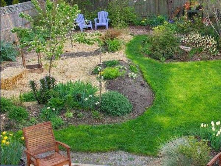La jardiner a 3 errores m s comunes en el dise o de un jard n - Diseno de un jardin ...